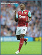 Marvin SORDELL - Burnley FC - League Appearances