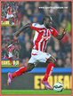 Victor MOSES - Stoke City FC - League Appearances
