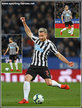 Paul DUMMETT - Newcastle United FC - League Appearances