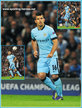 Sergio AGUERO - Manchester City FC - 2014/15 UEFA Champions League games.