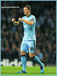 Edin DZEKO - Manchester City FC - 2014/15 UEFA Champions League games.