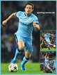Frank LAMPARD Jnr - Manchester City FC - 2014/15 UEFA Champions League games.