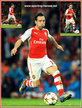 Santiago CAZORLA - Arsenal FC - 2014/15 Champions League matches.