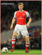 Per MERTESACKER - Arsenal FC - 2014/15 UEFA Champions League.