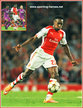 Danny WELBECK - Arsenal FC - 2014/15 UEFA Champions League.