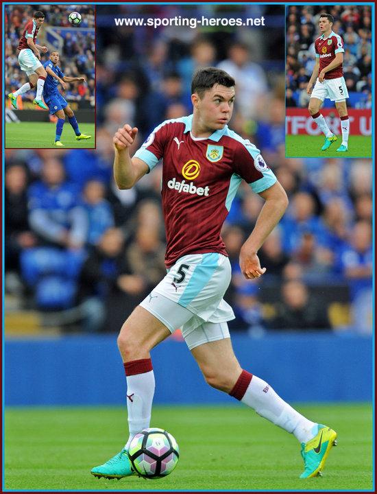 Michael KEANE - League Appearances - Burnley FC