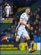 Dorian DERVITE - Bolton Wanderers FC - League Appearances