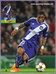 CYRIAC - Anderlecht - 2014/15 Champions League matches.