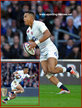 Anthony WATSON - England - International rugby union caps for England