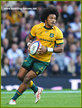 Henry SPEIGHT - Australia - International Rugby Union Caps for Australia.