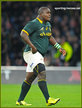 Trevor NYAKANE - South Africa - International rugby caps for the the Spingbok.