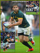 Cobus REINACH - South Africa - International rugby caps for the the Spingboks.