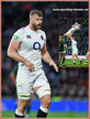 George KRUIS - England - International rugby union caps for England