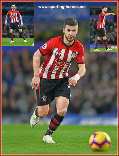 Shane Long - Southampton FC - Premiership Appearances