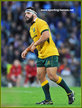James HANSON - Australia - International rugby union caps for Australia.