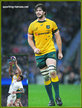 Sam CARTER - Australia - International rugby union caps for Australia.