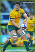Rob SIMMONS - Australia - International rugby union caps for Australia.