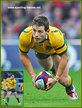 Bernard FOLEY - Australia - International rugby union caps for Australia.