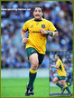 Saia FAINGA'A - Australia - International rugby union caps for Australia.