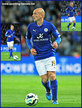 Esteban CAMBIASSO - Leicester City FC - League Appearances