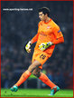 Emiliano MARTINEZ - Arsenal FC - 2014/15 Champions League matches.