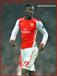 Yaya SANOGO - Arsenal FC - 2014/15 Champions League matches.
