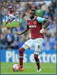 Cheikhou KOUYATE - West Ham United FC - League Appearances