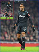 Diafra SAKHO - West Ham United FC - League Appearances