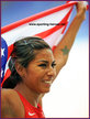Brenda MARTINEZ - U.S.A. - Bronze medal at 2013 World Championships women's 800m.