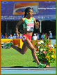 Genzebe DIBABA - Ethiopia - Finalist at 2013 World Championships in Moscow in 1500m