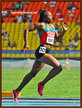 Hellen Onsando OBIRI - Kenya - Bronze medal at 2013 World Athletics Championship 1500m.