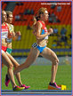 Yekaterina SHARMINA - Russia - Sixth at 2013 World Athletics Championships.