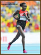 Viola Jelagat KIBIWOT - Kenya - Fourth place in 5000m at 2013 World Championship