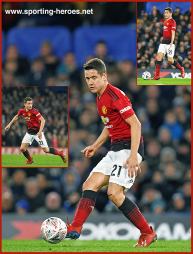 Ander HERRERA - Manchester United - Premier League Appearances