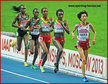 Hitomi NIIYA - Japan - 5th. at 2013 World Athletics Championships.
