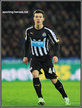 Callum ROBERTS - Newcastle United FC - League apperances.