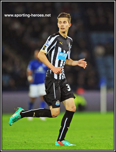 Lubomir SATKA - Newcastle United - League Appearances