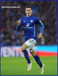 Tom LAWRENCE - Leicester City FC - League apperances.