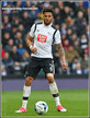 Cyrus CHRISTIE - Derby County FC - League Appearances