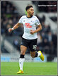 Ryan SHOTTON - Derby County FC - League Appearances