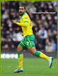 Lewis GRABBAN - Norwich City FC - League Appearances