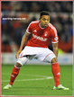 Britt ASSOMBALONGA - Nottingham Forest FC - League Appearances