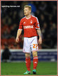 Chris BURKE - Nottingham Forest FC - League Appearances
