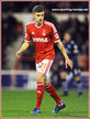 Jamie PATERSON - Nottingham Forest FC - League Appearances