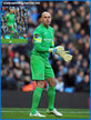 Willy CABALLERO - Manchester City FC - Premiership Appearances