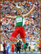 Luis RIVERA - Mexico - Bronze medal in long jump at 2013 World Championships.