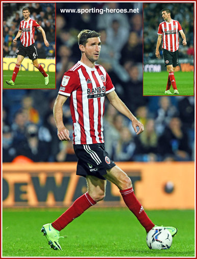 Chris Basham - Sheffield United - League Appearances