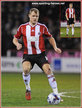 Jay McEVELEY - Sheffield United FC - League Appearances
