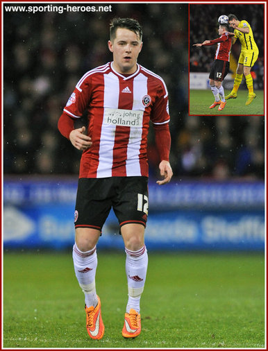 Marc McNULTY - Sheffield United - League Appearances