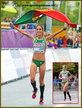 Jessica AUGUSTO - Portugal - Third in women's marathon at 2014 European Championships